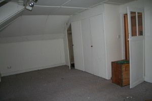 larger room before