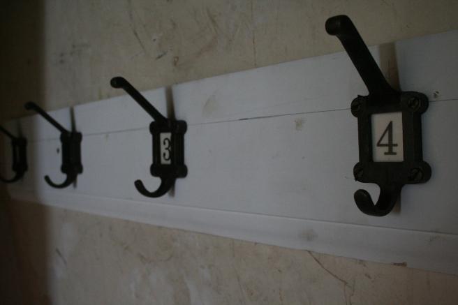 old school hooks
