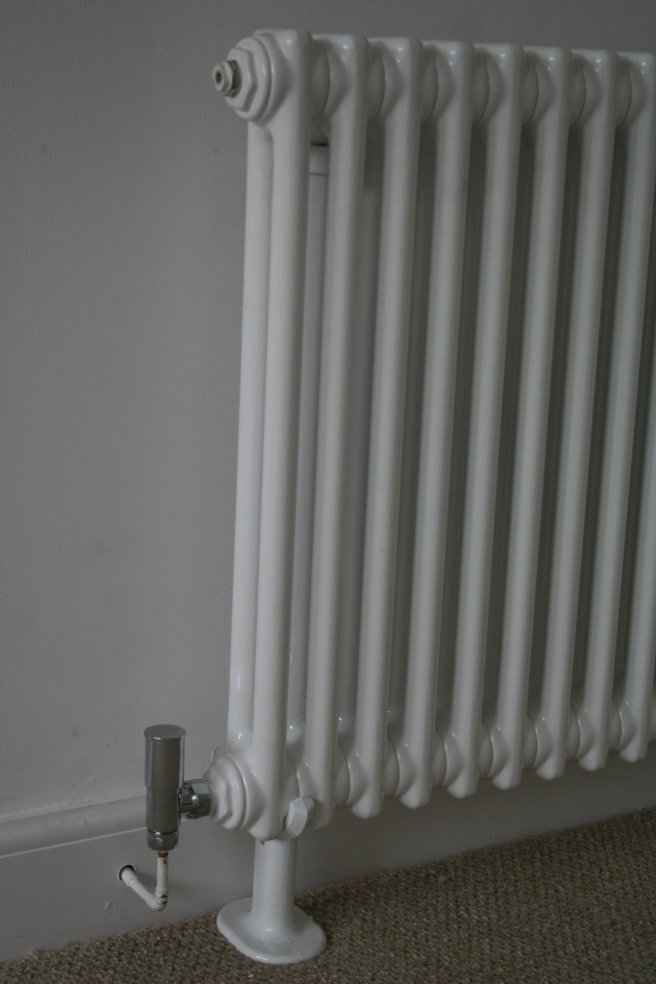 how long have I loved these radiators? now I have one in my bedroom