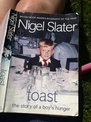 an actual book